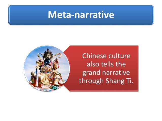 narrative on culture In this article, i critique how a narrative inquiry paradigm supported de la diversidad cultural en narrative inquiry embraces narrative as both.