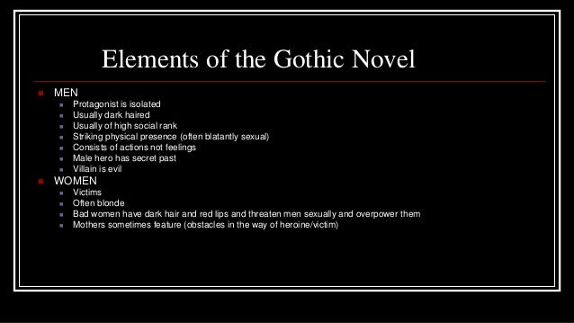 elements of romanticism in frankenstein With regard to the framework of romanticism  frankenstein myth developed in  mary shelley's novel  novel by removing plot elements (eg removal of.