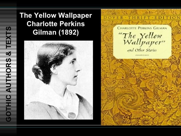 the yellow wallpaper jane eyre