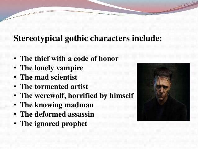 gothic era literature