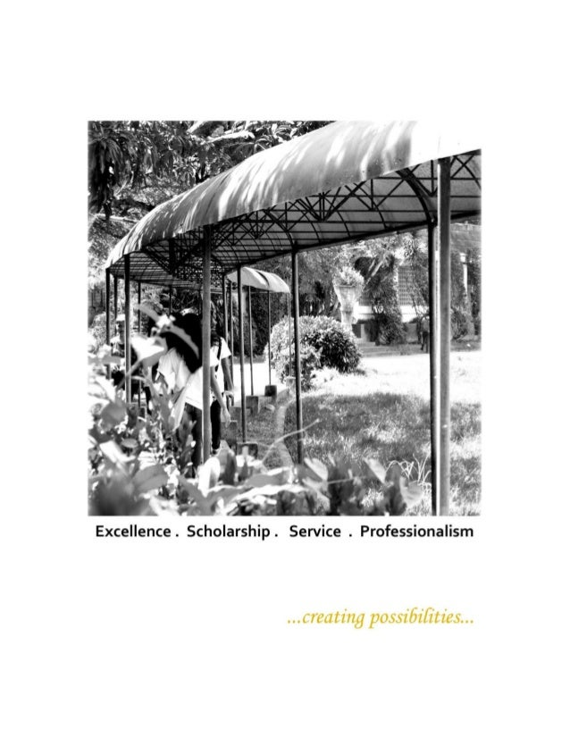 By Way of Preface  This Graduate Studies Handbook is a living testament of the university's commitment towards making a di...