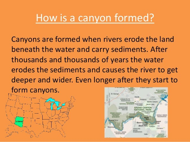 Grand Canyon Essays (Examples)