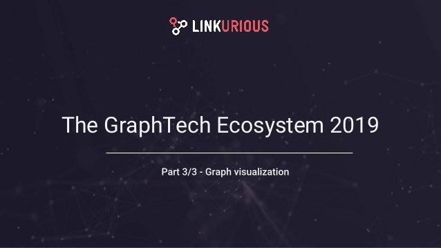 The GraphTech Ecosystem 2019