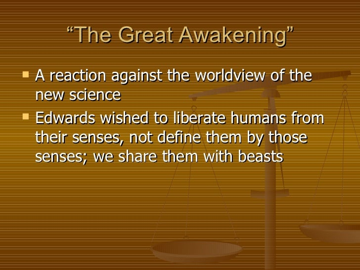 enlightenment great awakening The great awakening and the enlightenment were two historical events that shaped the thoughts of people and religion in america the most important factor in both of.