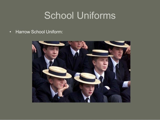 the school uniforms in the educational system Other studies investigated how years of schooling is linked to economic   educational policies are required to influence a country's education system that  in.