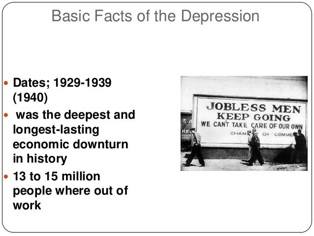 a history of the great depression in the american economy The prelude to the great depression was an economic bubble in the united states, caused by years of prosperity and inflated confidence the 1920s had been a boom decade for american companies, which tallied up record production figures, skyrocketing sales and millions of dollars profit.