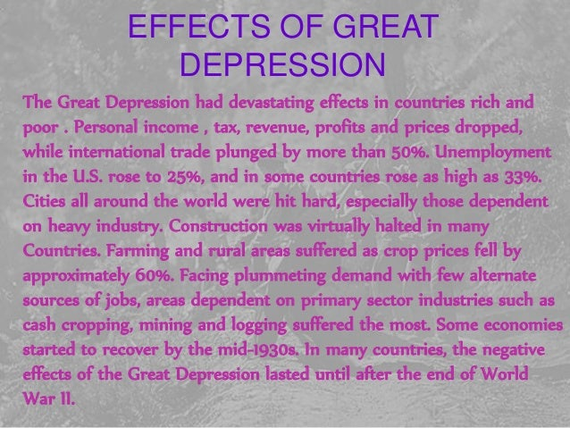 Depression Effects images
