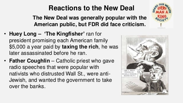 the new deal and the great The great depression and the new deal: a very short introduction [eric rauchway] on amazoncom free shipping on qualifying offers the new deal shaped our nation's.