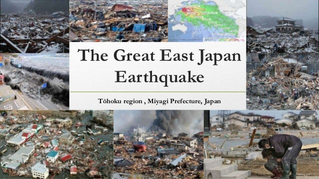 The great japan earthquake