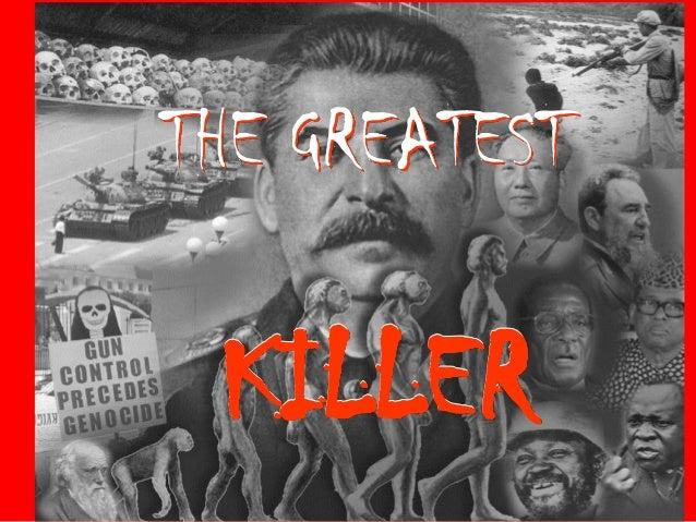 The Greatest Killer Slide 3