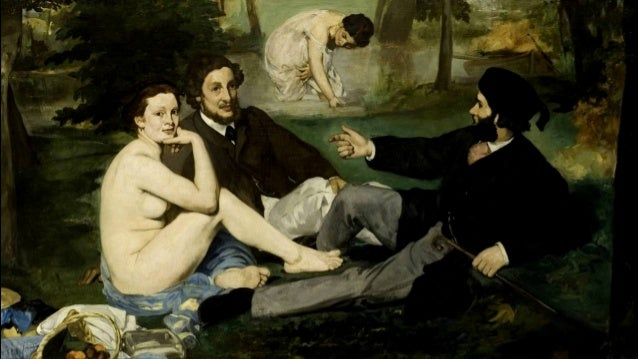 The greatest picnics in paintings