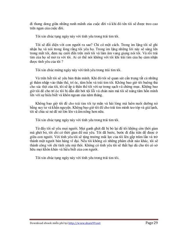 Download ebook miễn phí tại http://www.share99.net Page 29 đi thong dong giữa những ranh mãnh của cuộc đời và khi đó tên t...