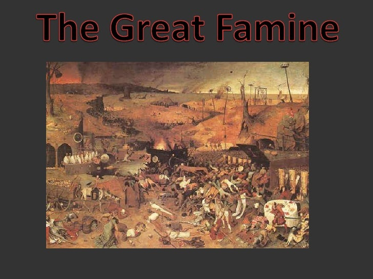 The Great Famine<br />