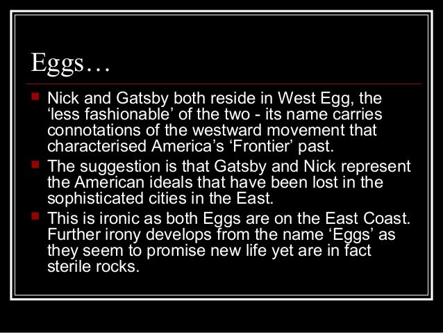 The great gatsby as a satire