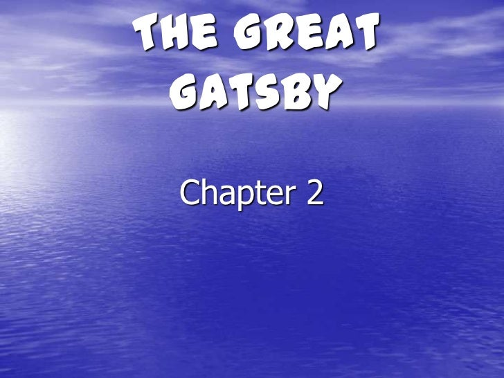 the great gatsby chapter 4 The great gatsby: novel summary: chapter 4, free study guides and book  notes including comprehensive chapter analysis, complete summary analysis,.