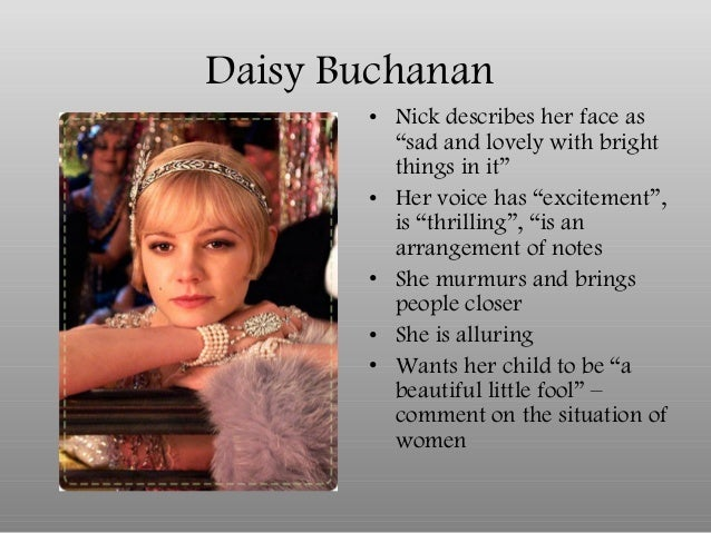 Good Thesis Statements For The Great Gatsby