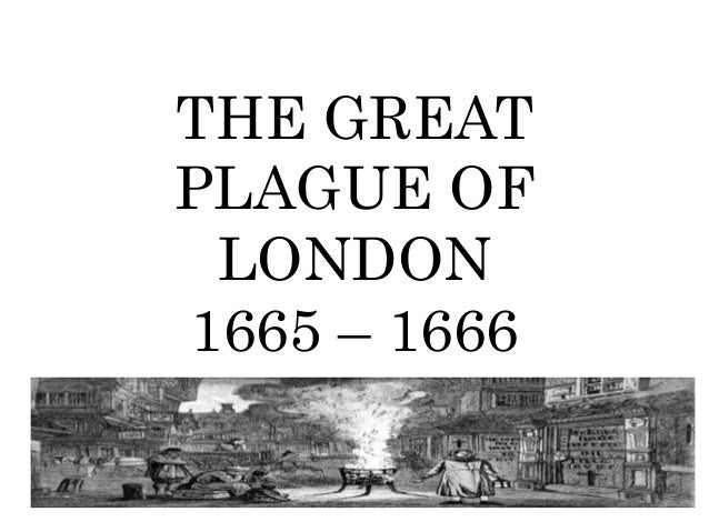 Image result for great plague 1665