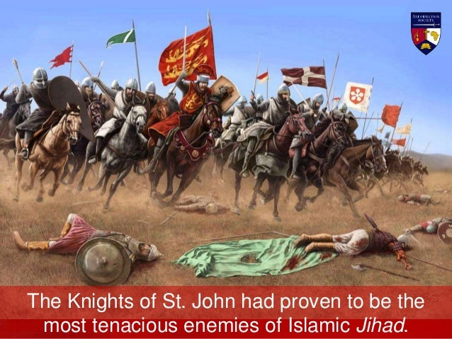 They were the last knights to leave the Holy Land. From the Island of Rhodes, they had raided Islamic shipping, setting ma...