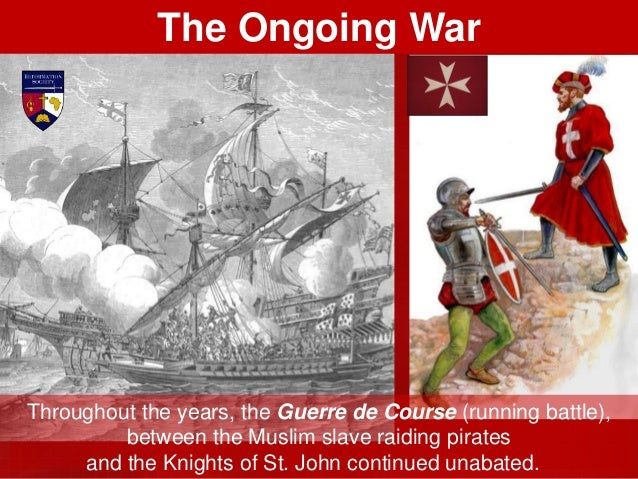 """As the Knights of St. John continued to interdict and harass the Turkish piracy routes, """"Suleiman the Magnificent – Vice R..."""