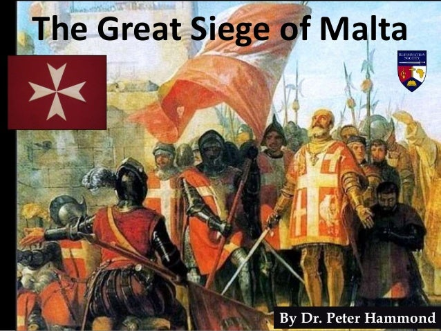 In 1565 Islam was threatening all of Europe. The Ottoman Turkish Empire had conquered the entire Middle East, The Turkish ...
