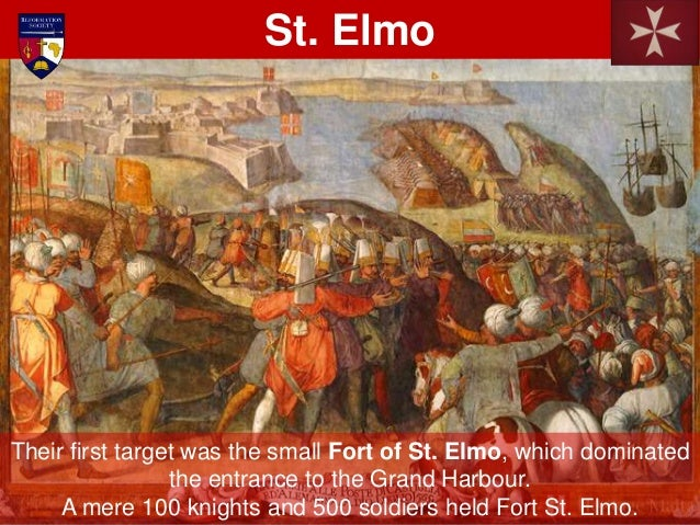 He brought another 1,500 of his elite warriors. Drajut noticed what Mustapha had missed: St. Elmo was being re-supplied ea...