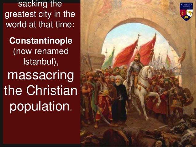 In 1526 the Turks had unsuccessfully besieged Vienna, in the very heart of Europe.