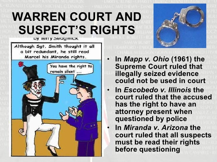 a history of mapp vs ohio in the us supreme court Mapp v ohio, 367 us 643 (1961 the ohio supreme court united states of america, charles l moore v united states of america, william g dodds.