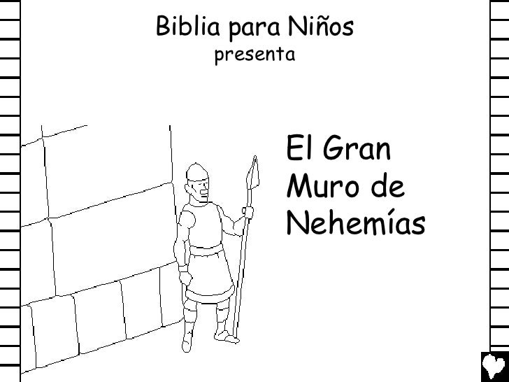 The great wall of nehemiah spanish cb