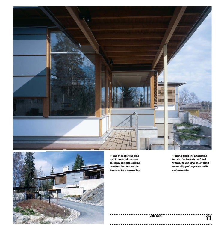 The Green House New Directions In Sustainable Architecture on