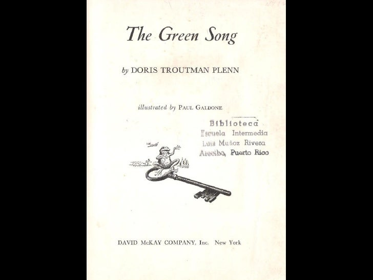 The green song