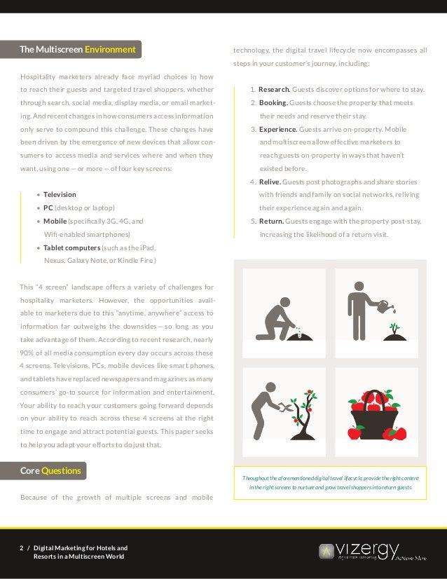 digital marketing for hotels pdf