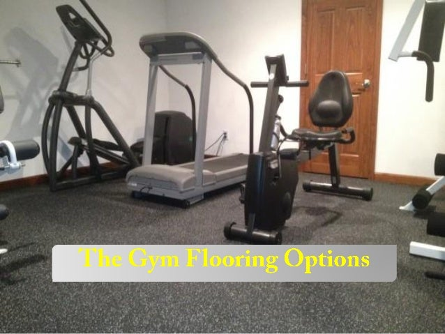 But expect that there are some basic rules to follow while installing gym floors…