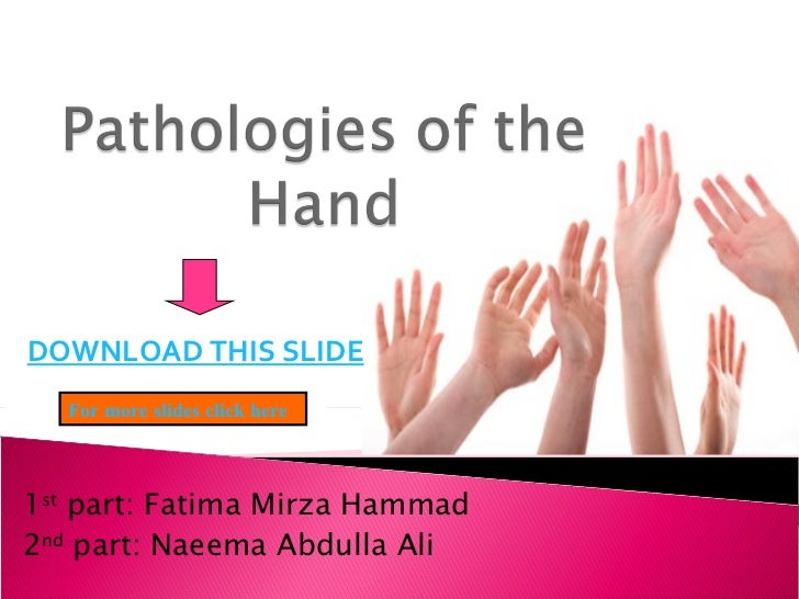 1 st  part: Fatima Mirza Hammad 2 nd  part: Naeema Abdulla Ali     DOWNLOAD THIS SLIDE For more slides click here