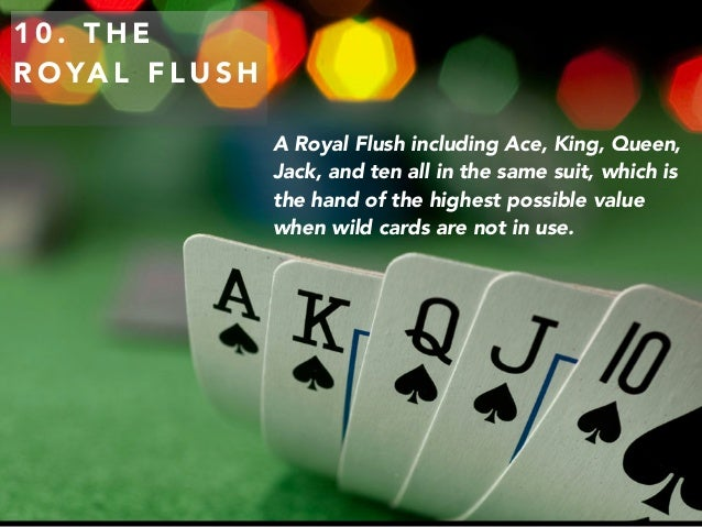 The Hands Of Poker By Sarang Ahuja