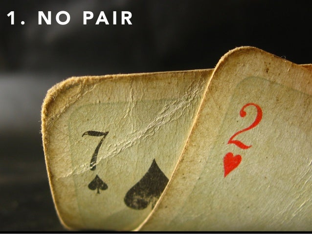 The Hands of Poker by Sarang Ahuja Slide 2