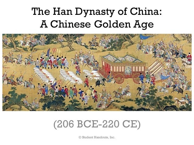 chinese history the han dynasty essay Foreign relations essay the han dynasty was 2014 the chinese han dynasty military.
