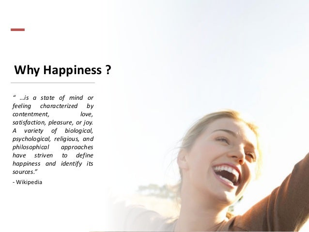 The Happiness: The Journey of Success Slide 3