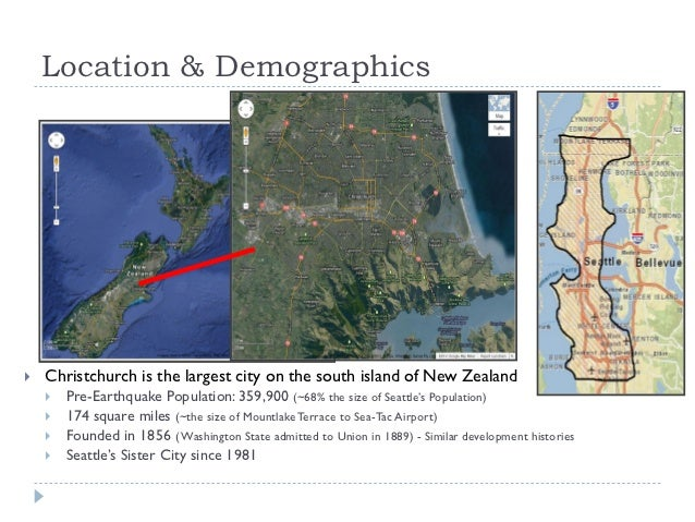 The hard realities of earthquake recovery for seattle Slide 3