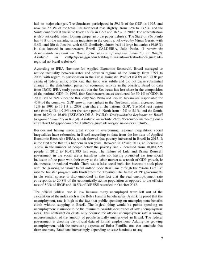 Neoliberalism Essays (Examples)
