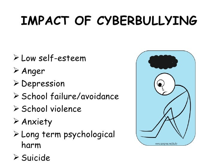 The Hazards Of Cyberbullying