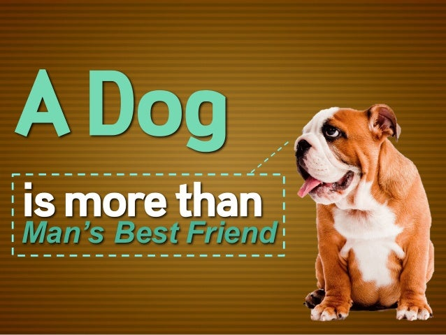 The Health Benefits of Dogs Slide 3
