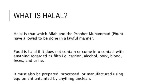 The Health Benefits of Eating Halal