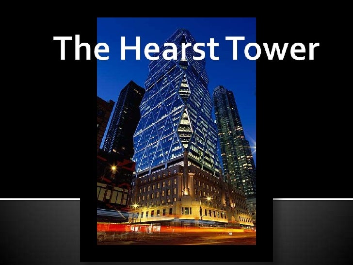The Hearst Tower<br />