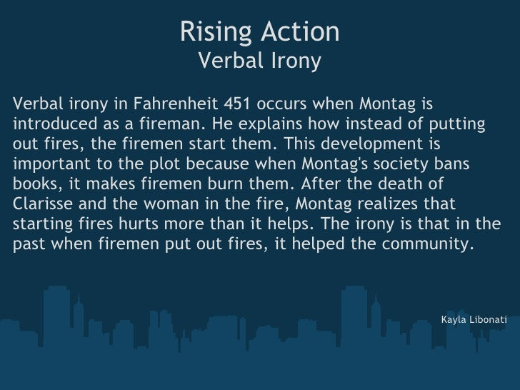 Montag from fahrenheit 451