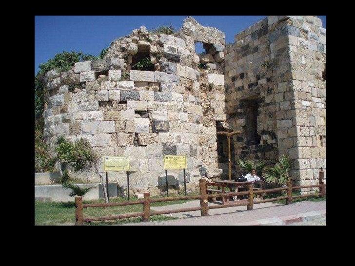 The Ayas castle