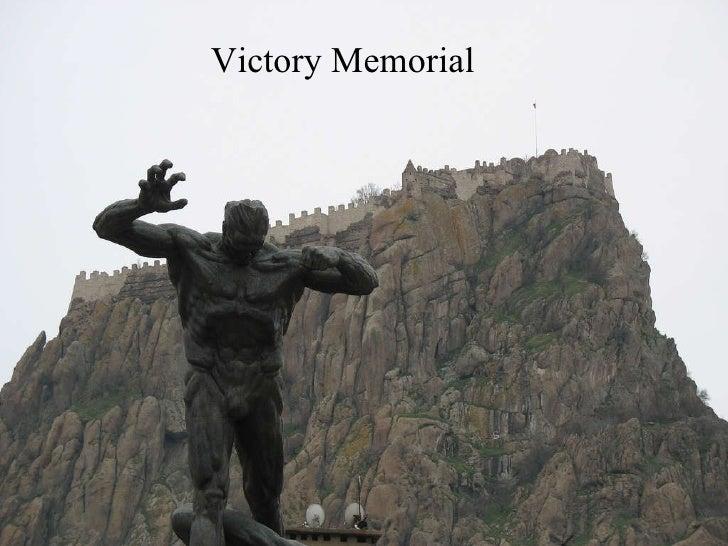 Turkish Victory Memorial Victory Memorial