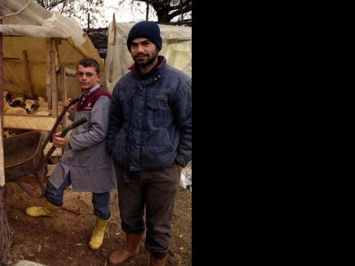 Farmers from Ağrı