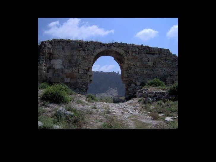 Anavarza ancient city