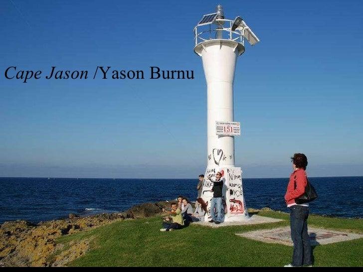 Cape Jason  /Yason Burnu