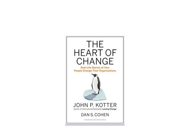 epub_$ library The Heart of Change RealLife Stories of How